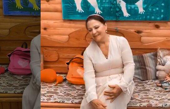 Ніна Матвієнко, скріншот