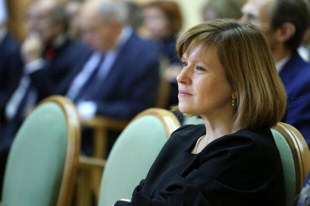 Временно исполняющая обязанности министра образования и науки Украины Любомира Мандзий, фото: МОН