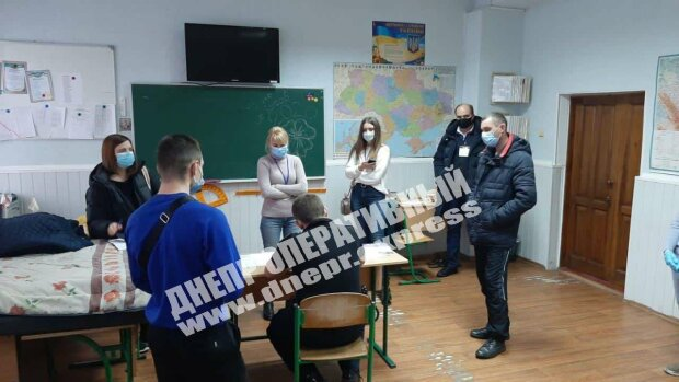 Вибори / фото: Дніпро оперативний