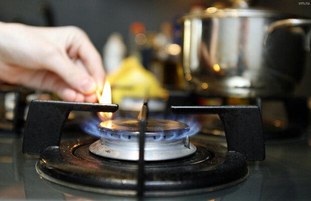 Ціни на газ, фото: poglyad.tv