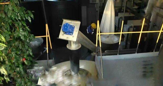 Водопровід, фото: скріншот з відео