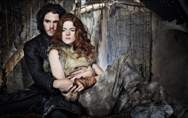 """У мережі показали """"гніздечко"""" закоханих із Гри престолів"""