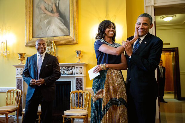 """Фотограф Обами показав його рідкісні фото з родиною: """"У нього є унікальний дар"""""""