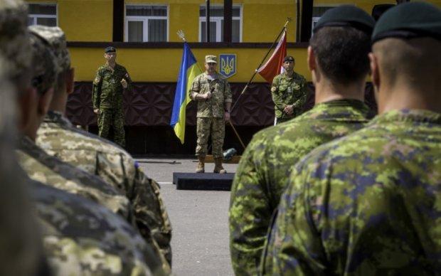 Канадский депутат анонсировала длительные учения в Украине из-за войны