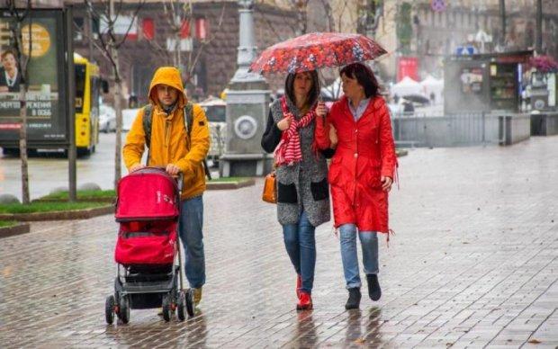 Погода на 31 березня: які області накриє опадами