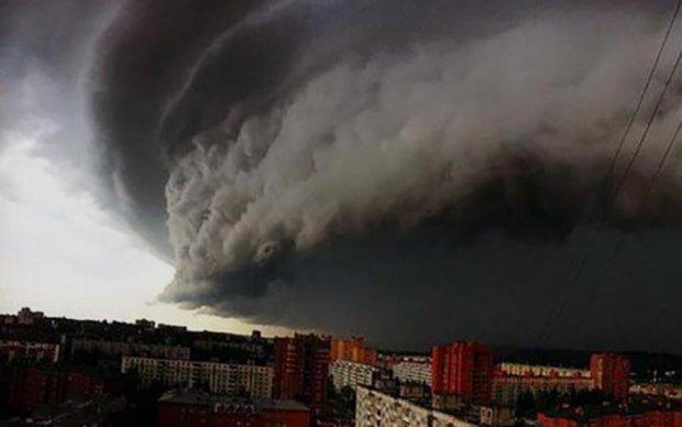 "На Москву чекає ""друге пришестя"" урагану"