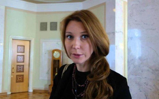 Нардеп Ольга Червакова требует от Минюста внести незаконные изменения в госреестр