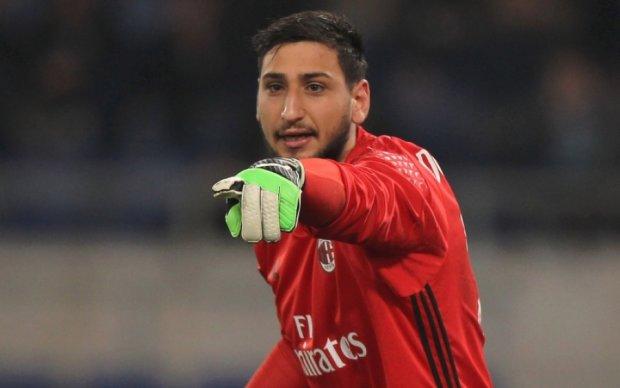 Молодой вундеркинд Милана допустил досадную ошибку