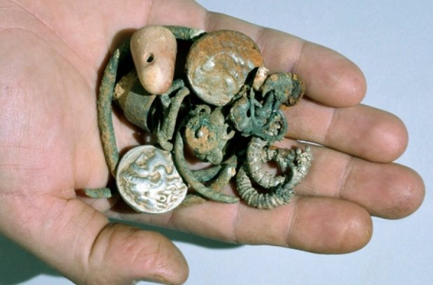 В Израиле нашли клад эпохи Александра Великого