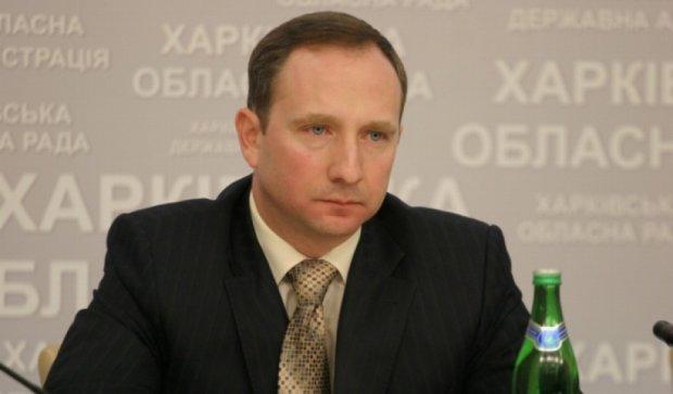 В Харькове неизвестные угрожают председателю ОГА