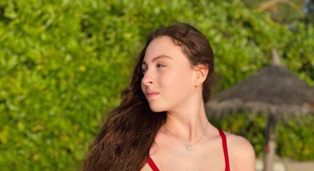 Маша Полякова, фото с Instagram
