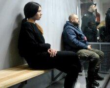 Олена Зайцева, підозрювана у справі харківської ДТП