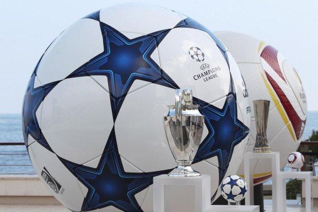 Лига чемпионов 2019: определились все участники еврокубков от Украины