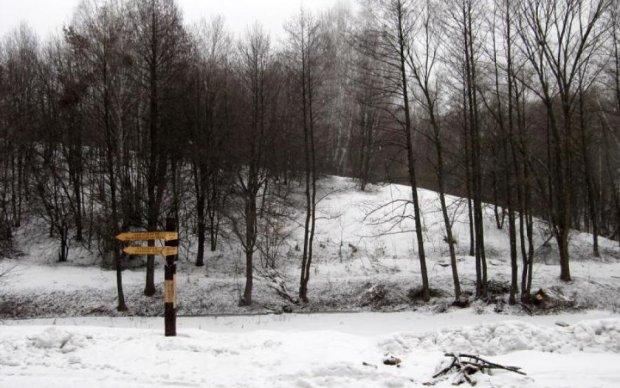 Мертвого екс-депутата знайшли в снігу