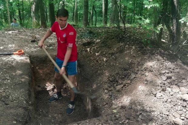 В Полтаве археологи нашли загадочную гробницу и онемели: хранила многовековые тайны