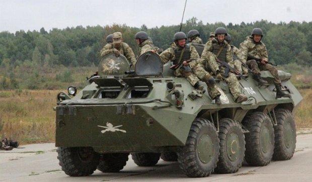 Нацгвардія і військові шостої мобілізації провели тренування (фото)
