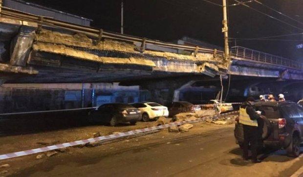 Чиновників давно попереджали про стан Шулявського мосту