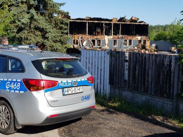 У Польщі підпалили заробітчан з України