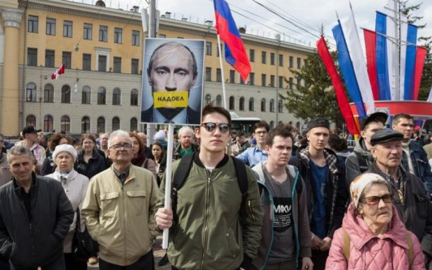 В России готовят Майдан: фломастеры уже закупили