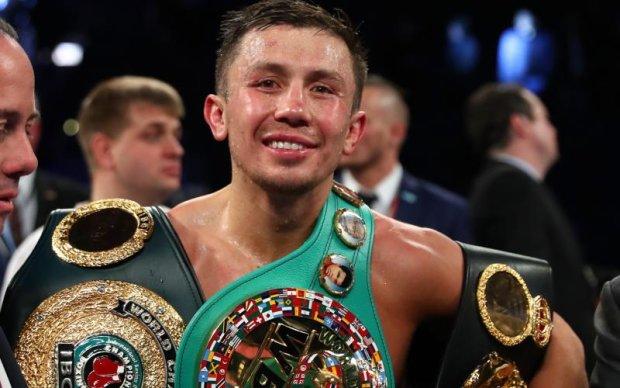 Головкін хоче провести титульний бій в Казахстані