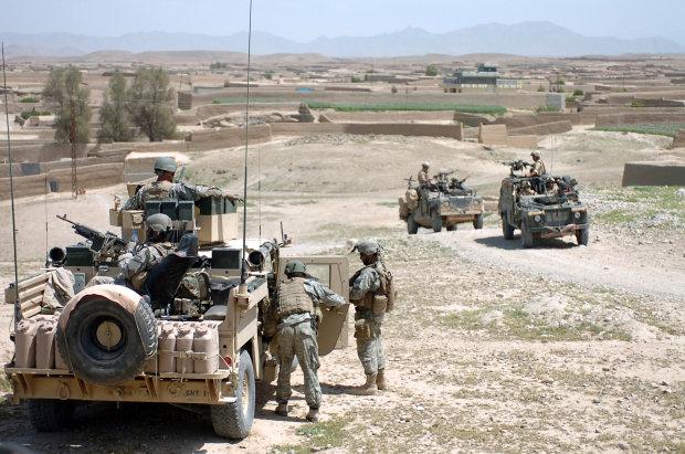 Війська США в Афганістані