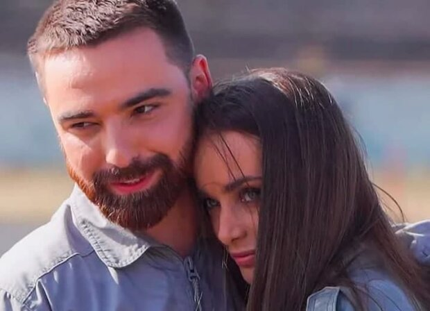 Олексій Тригубенко та Ксенія Мішина