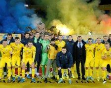 Збірна України, фото REUTERS