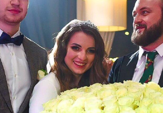 Красуня-донька Скрябіна після весілля вперше дала відверте інтерв'ю: про батька, чоловіка, і романтику