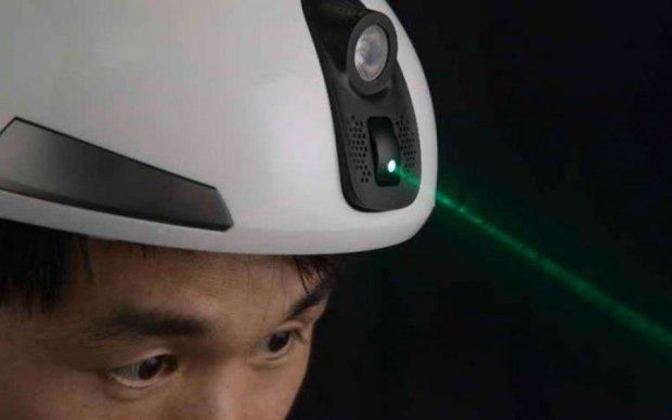 Джедаи на колесах: велошлемы оснастят лазерами