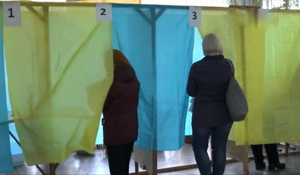 Выборы, фото: скриншот из видео