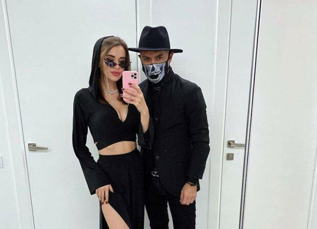 Бывший Лорак Мурат с новой любовницей, фото: Instagram