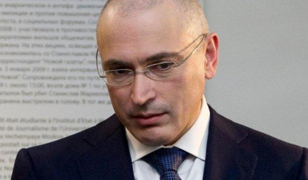 Ходорковский не будет работать в Украине