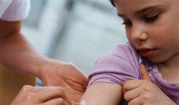 Вакцинувати українців від поліомієліту почнуть з 12 жовтня