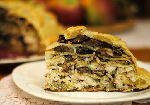 Пирог; Фото из открытых источников