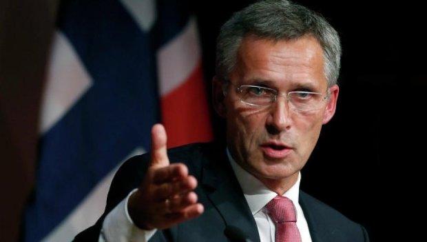 Генсек НАТО заявив про збільшення підтримки терористів Росією