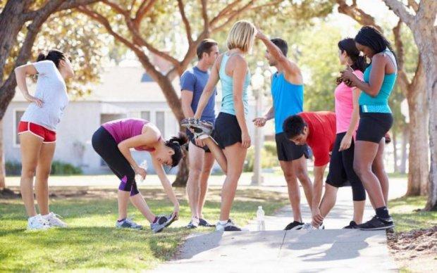 Для любителів пробіжок: найефективніші вправи для розтяжки