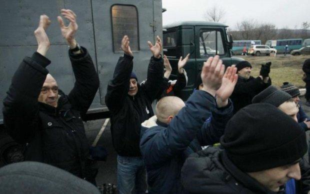 Обмен пленными: украинка отказалась спасаться