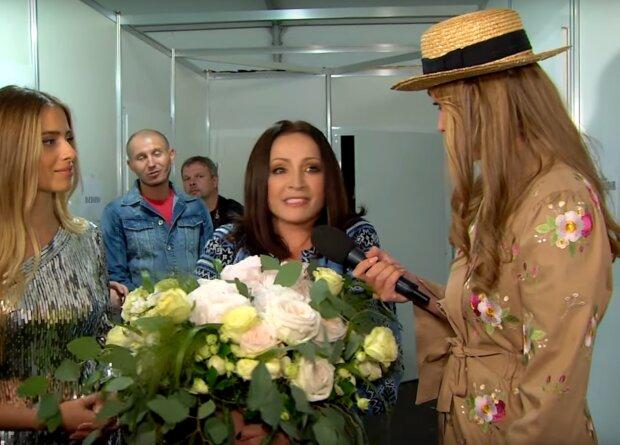 Софія Ротару, Катя Осадча, скрін з відео