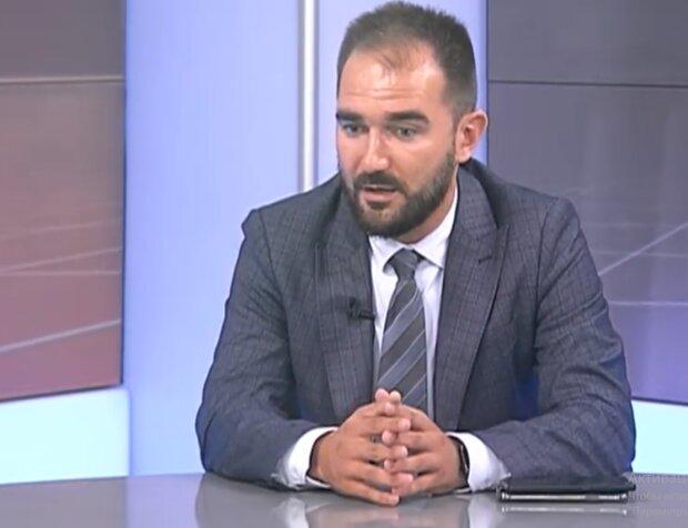 Олександр Юрченко, скріншот відео