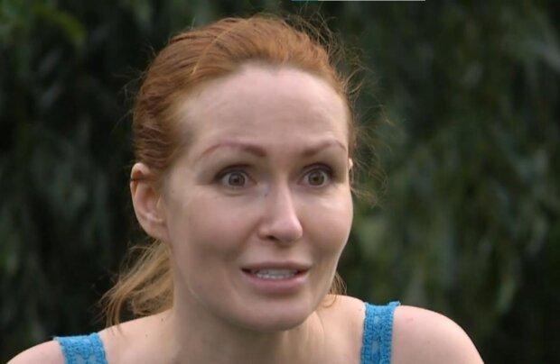 Юлія Кузьменко, скріншот з відео