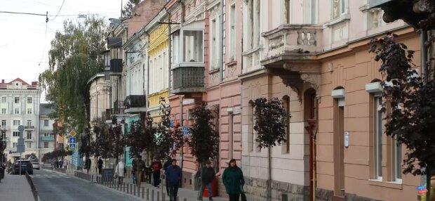 Улица города, фото: скриншот из видео