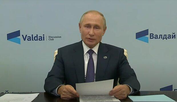 """Путин """"обгадил"""" Украину и назвал причину всех бед: """"Будто прошла не одна пандемия"""""""