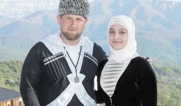 Дочь Кадырова дебютировала в мире моды