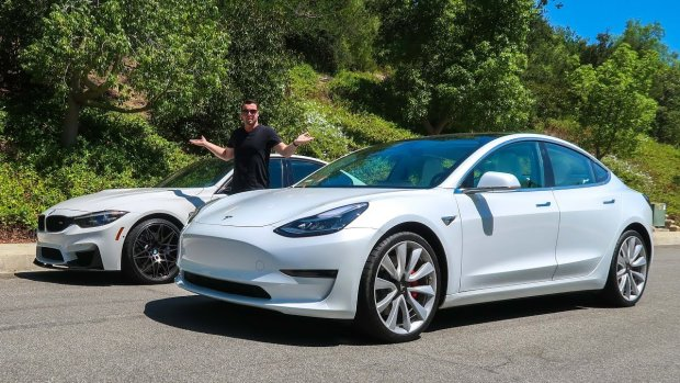 Tesla Model 3 стала ще крутіше: новинка зробила електромобіль практично ідеальним
