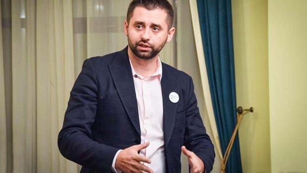 Давид Арахамія, фото: ua.interfax.com.ua