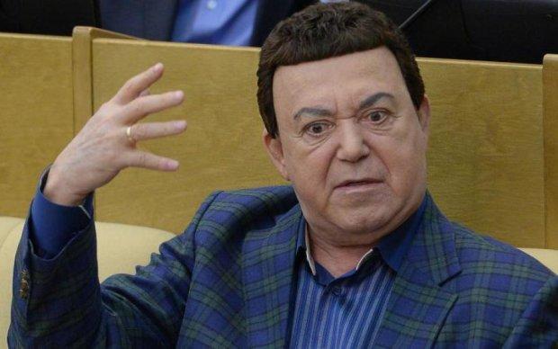 Кобзон вилаяв українців і зізнався, що Задорнов помирає