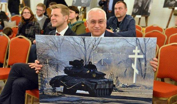 Литовці зібрали гроші для бійців АТО (фото)