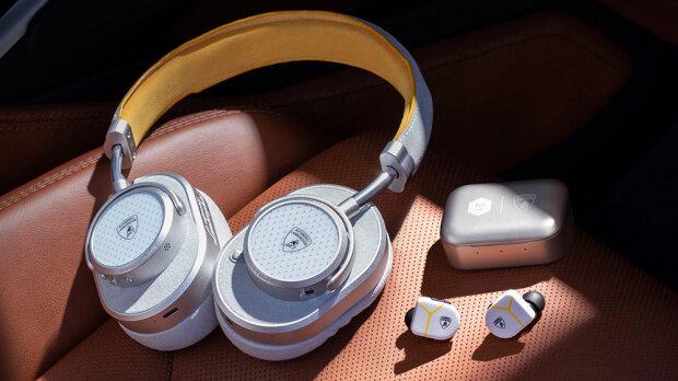 Lamborghini headphones