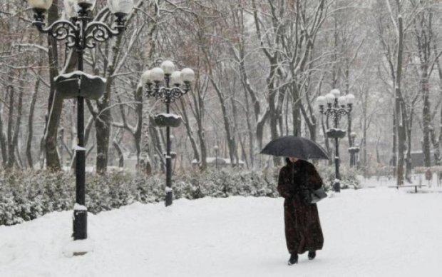 Весна еще далеко: на Украину надвигается значительное похолодание