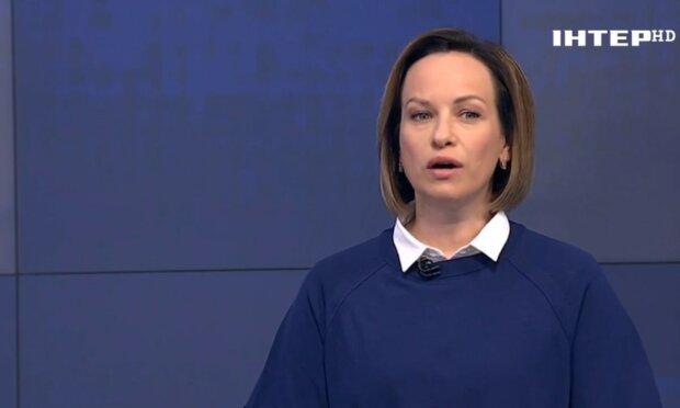 Марина Лазебная, скріншот з відео